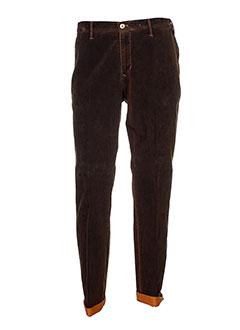 mmx pantalons et decontractes homme de couleur marron