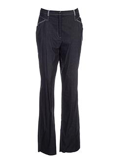 caroline et rohmer pantalons et decontractes femme de couleur bleu