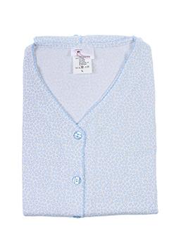anne et darcey chemises et de et nuit femme de couleur bleu (photo)