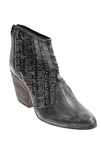 life boots femme de couleur gris
