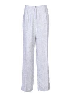 mafecco pantalons et citadins femme de couleur gris