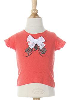 Produit-T-shirts / Tops-Fille-LILI GAUFRETTE