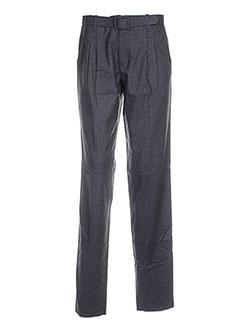 les petites collections pantalons femme de couleur gris