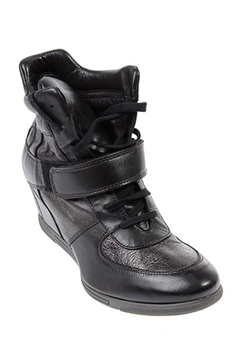 paprika boots femme de couleur noir