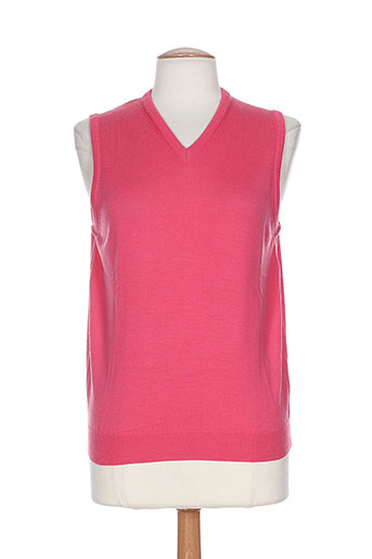glenmuir pulls femme de couleur rose