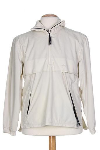 chervo sport manteaux homme de couleur beige