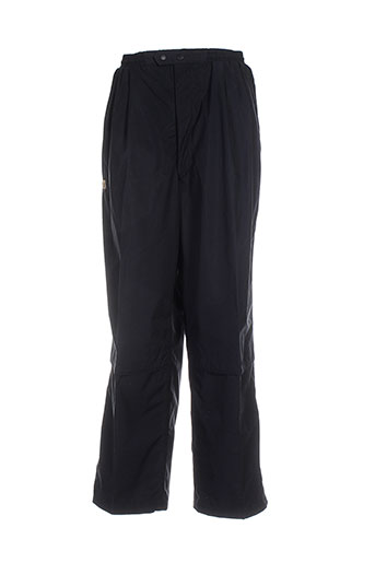 mizuno pantalons et decontractes homme de couleur noir