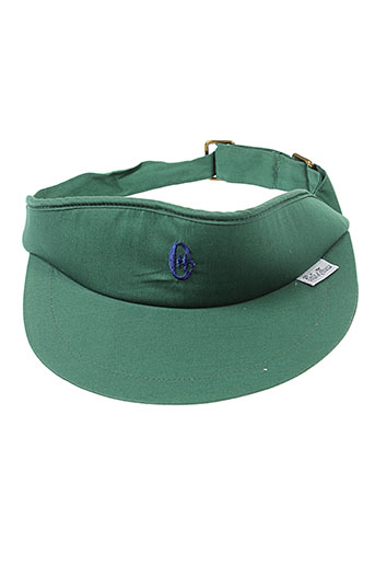 conte et of et florence casquettes homme de couleur vert