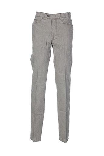 bruhl pantalons et decontractes homme de couleur beige