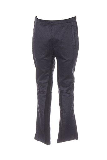eliane et lena pantalons fille de couleur noir