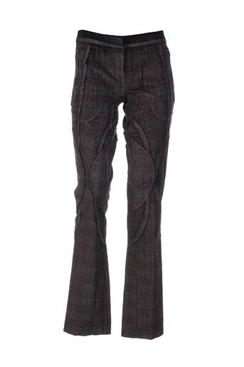 my et pants pantalons et decontractes femme de couleur noir