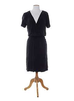 anna scott robes femme de couleur noir