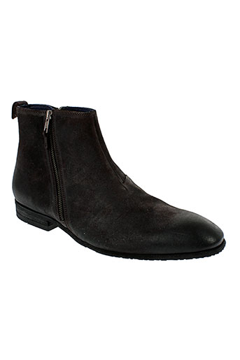 bill et tornade boots homme de couleur marron