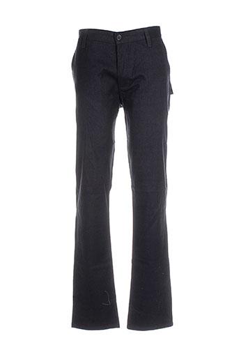 seaport pantalons homme de couleur gris