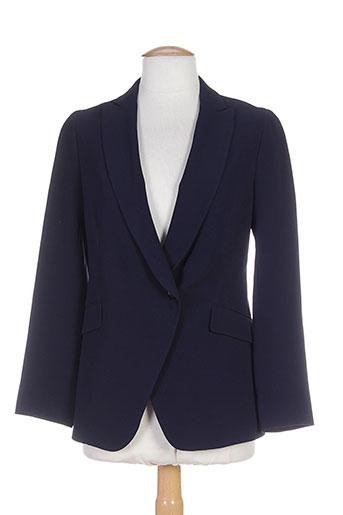 alberto biani vestes femme de couleur bleu