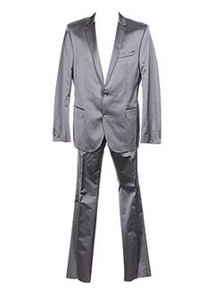 Veste/pantalon gris HUGO BOSS pour homme
