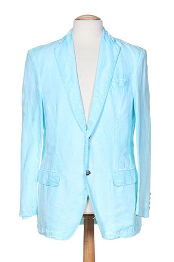Veste chic / Blazer bleu TREND pour homme