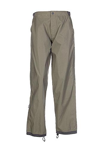 ddp pantalons femme de couleur vert