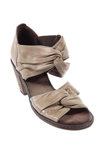 janet et janet sandales et nu et pieds femme de couleur beige