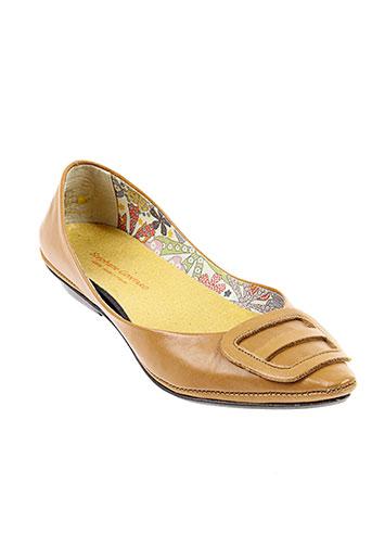 stephane gontard chaussures femme de couleur marron