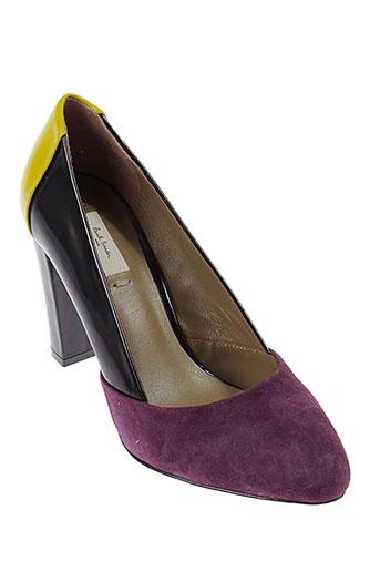 paul smith chaussures femme de couleur violet