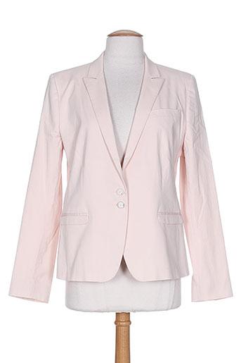 quiet vestes femme de couleur rose