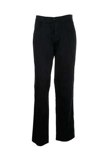apriori pantalons femme de couleur noir