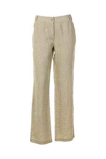 salt et pepper pantalons et decontractes femme de couleur beige