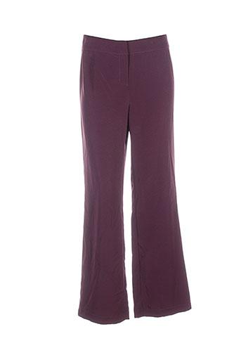 bleu blanc rouge pantalons femme de couleur violet