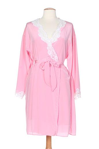 altesse nuisettes et combinettes femme de couleur rose (photo)