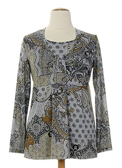 Produit-T-shirts / Tops-Femme-CHRISTIAN MICHEL