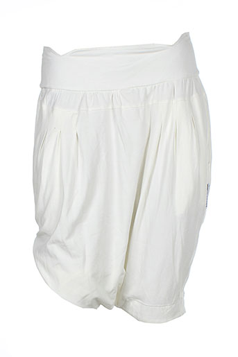 kana beach pantalons femme de couleur beige