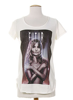 Produit-T-shirts / Tops-Femme-EVERLIFE