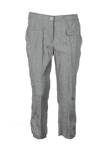 jean gabriel pantacourts femme de couleur gris