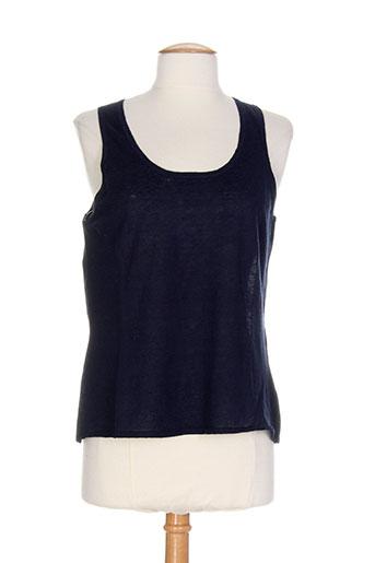 apriori t-shirts / tops femme de couleur bleu