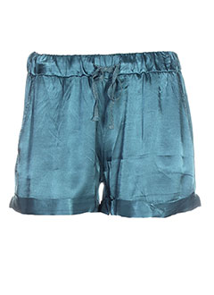 Produit-Shorts / Bermudas-Femme-LA FEE MARABOUTEE
