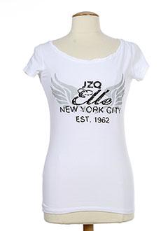 Produit-T-shirts / Tops-Femme-JEZEQUEL