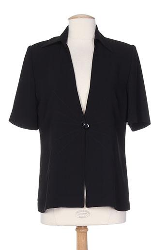 paloma vestes femme de couleur noir