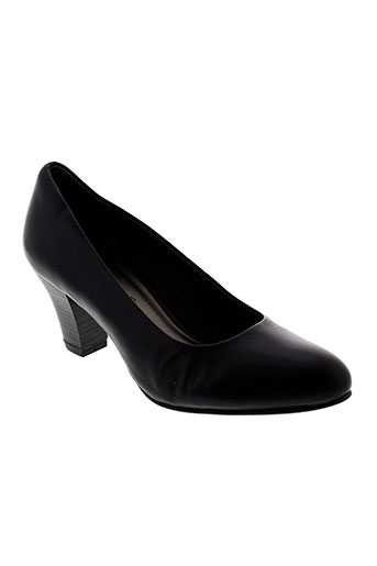 jana chaussures femme de couleur bleu
