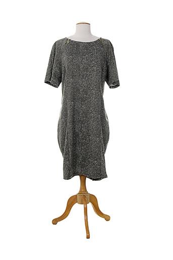 danny robes femme de couleur gris