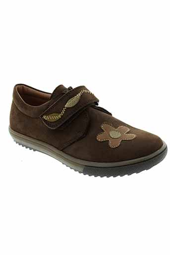 lepi derby fille de couleur marron