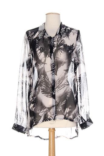 numph chemises femme de couleur noir