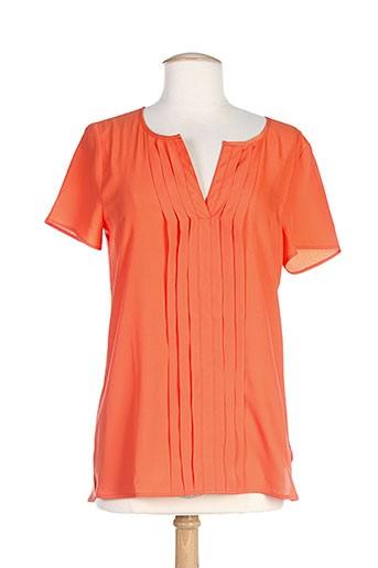pennyblack tops femme de couleur orange