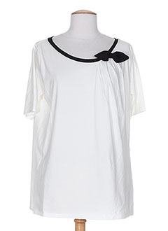 Produit-T-shirts-Femme-ALPHA STUDIO