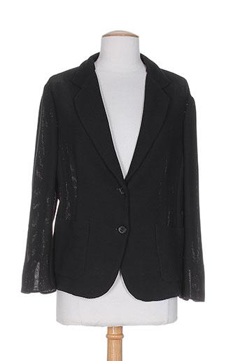 piazza sempione vestes femme de couleur noir