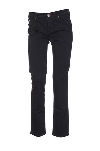 missoni pantalons femme de couleur noir