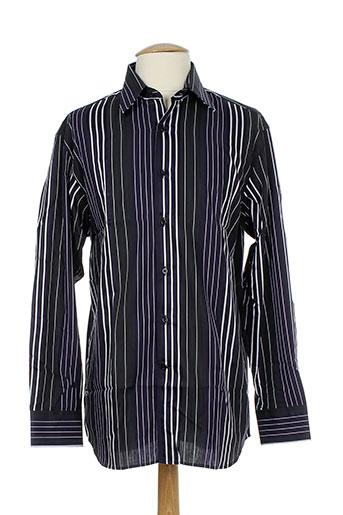 karl smith chemises homme de couleur violet