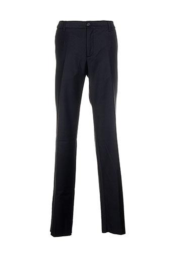 bikkembergs pantalons et citadins homme de couleur noir