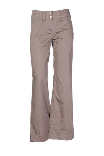 american outfitters pantalons femme de couleur marron
