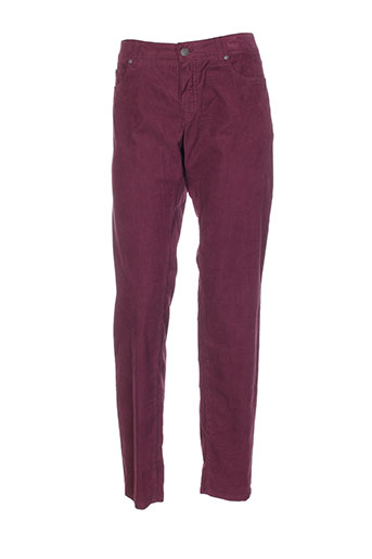 set pantalons femme de couleur violet